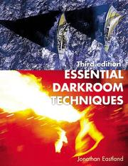 Cover of: Essential Darkroom Techniques | Inc. Sterling Publishing Co.