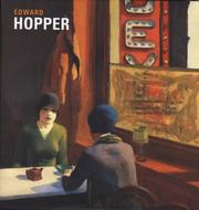 Cover of: Edward Hopper