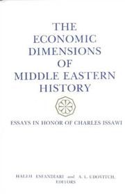 The Economic dimensions of Middle Eastern history