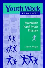 Cover of: Interactive youth work practice