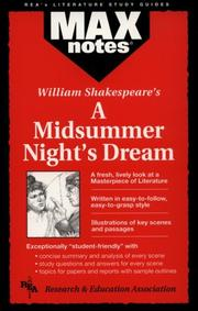 Cover of: William Shakespeare
