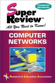 Cover of: Computer Networks Super Review | Randall Raus