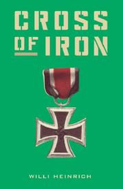 Cover of: Cross of Iron