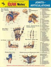 Cover of: EXAMNotes for Joints - Articulations