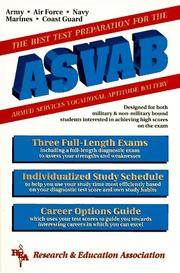 Cover of: The Best Test Preparation for the Asvab