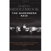The Nuremberg raid by Martin Middlebrook