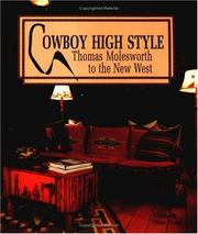 Cover of: Cowboy High Style