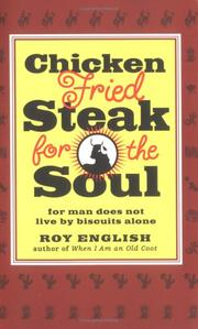 Cover of: Chicken fried steak for the soul
