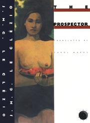 Cover of: The prospector