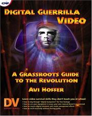 Cover of: Digital guerrilla video