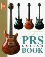 The PRS Guitar Book by Dave Burrluck