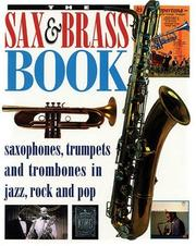 Cover of: The Sax and Brass Book | Hal Leonard Corp.