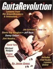 Cover of: GuitarRevolution | Jesse Gress