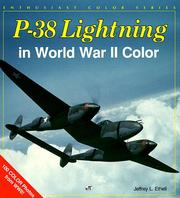 Cover of: P-38 Lightning in World War II color