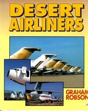 Desert airliners by Robson, Graham
