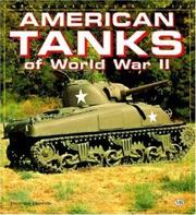 Cover of: American tanks of World War II