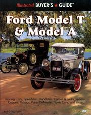 Cover of: Illustrated Ford model T & model A buyer