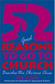 52 (Good) Reasons to Go to Church