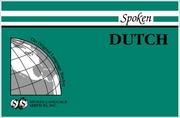 Cover of: Spoken Dutch
