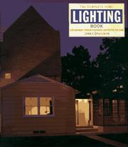 Cover of: The complete home lighting book