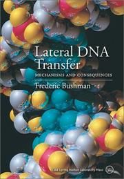 Cover of: Lateral DNA Transfer | Frederic Bushman