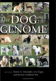 Cover of: The dog and its genome |