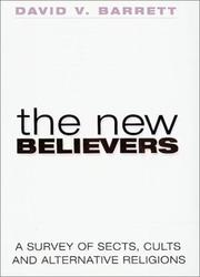 Cover of: The new believers | David V. Barrett