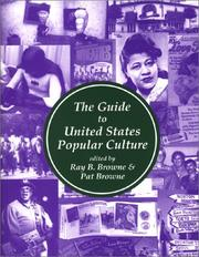 Cover of: The guide to United States popular culture |