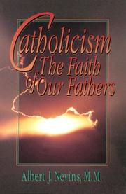Cover of: Catholicism | Albert J. Nevins
