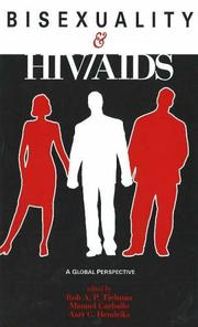 Cover of: Bisexuality & HIV/AIDS |