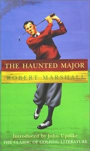 The haunted major by Marshall, Robert