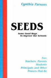 Cover of: Seeds