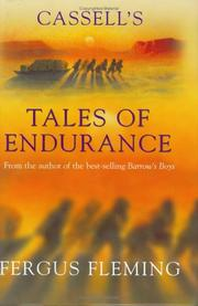Cover of: Tales of Endurance