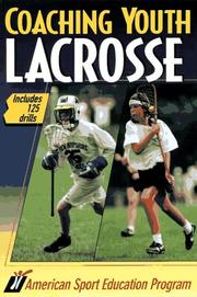 Cover of: Coaching youth lacrosse