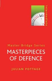 Cover of: Masterpieces of Defence