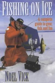 Cover of: Fishing on ice