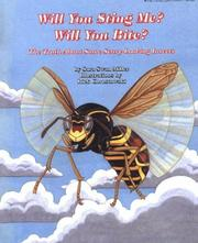 Cover of: Will You Sting Me? Will You Bite?