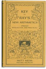 Cover of: Key to Ray