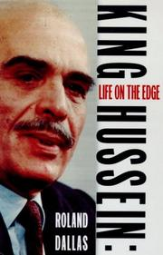 Cover of: King Hussein