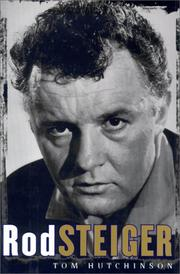 Cover of: Rod Steiger: Memoirs of a Friendship
