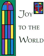 Cover of: Joy to the World (Inspire Charming Petites Ser) | Sarah M. Hupp