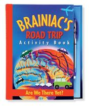 Cover of: Brainiac Road Trip Activity Book (Activity Journals)