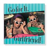 Cover of: Go For It, Girlfriend! | Kelly Povo