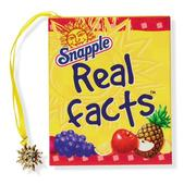 Cover of: Snapple Real Facts | Peter Pauper Press.