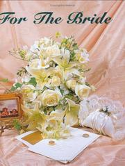Cover of: For the bride