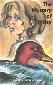 Cover of: The mystery of Misty