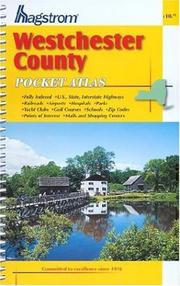 Cover of: Westchester County Pocket Atlas |