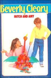 Cover of: Mitch and Amy | Beverly Cleary