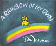 Cover of: A rainbow of my own