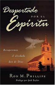 Cover of: Despertado Por El Espíritu